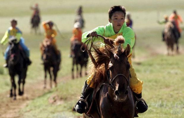 Породы: Башкирская - О лошадях, КОНОВОД