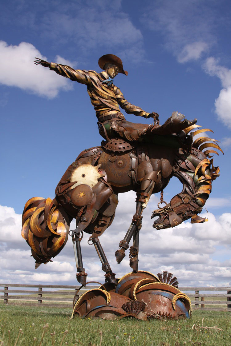 sculpture-metallique-rodeo-cheval_1