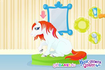 Игры для девочек, мультфильмы и картинки с пони - Мой